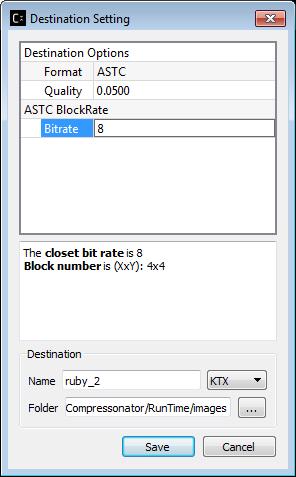 Compressonator v2 3 Release Delivers ASTC, ETC2 Codec