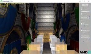 TiledLighting11 DirectX 11 SDK Sample screenshot