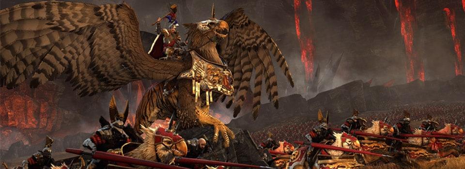 Total War Warhammer Demigryph