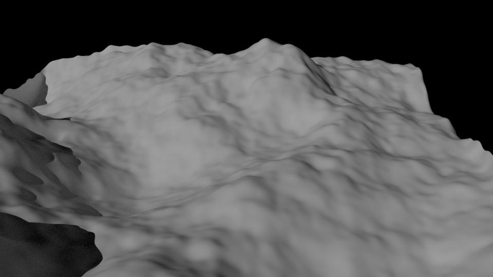 Optimizing Terrain Shadows - GPUOpen