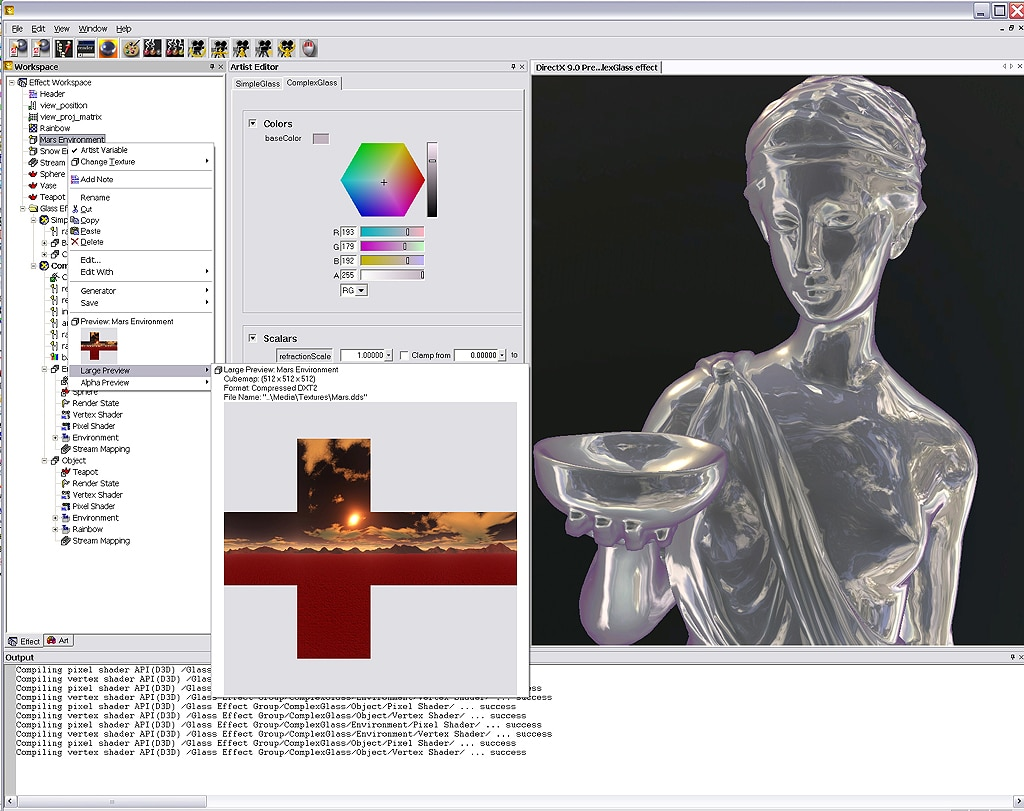 RenderMonkey™ Toolsuite - For Programmers