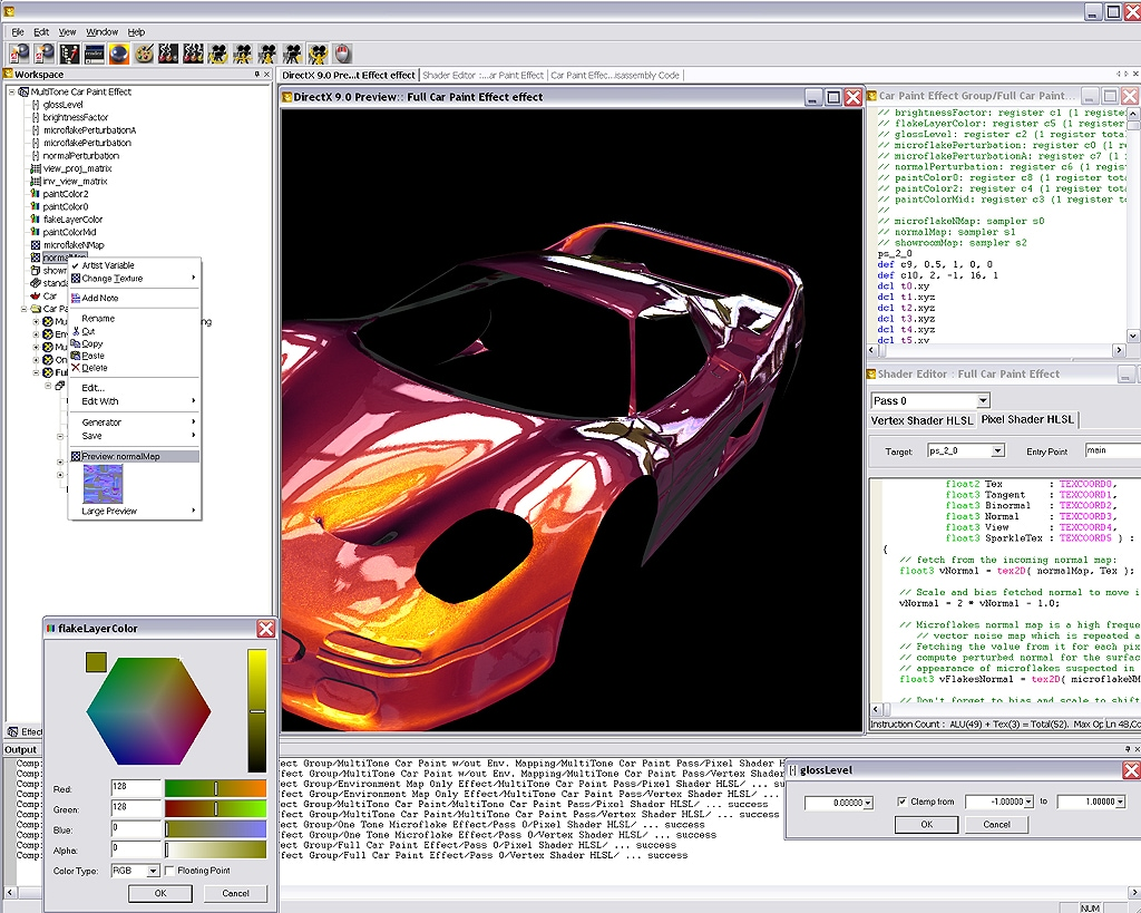 RenderMonkey™ Toolsuite - For Artists