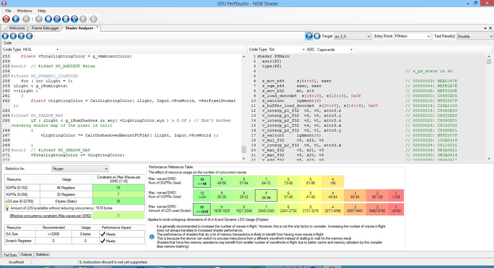 GPU ShaderAnalyzer for GCN - GPUOpen