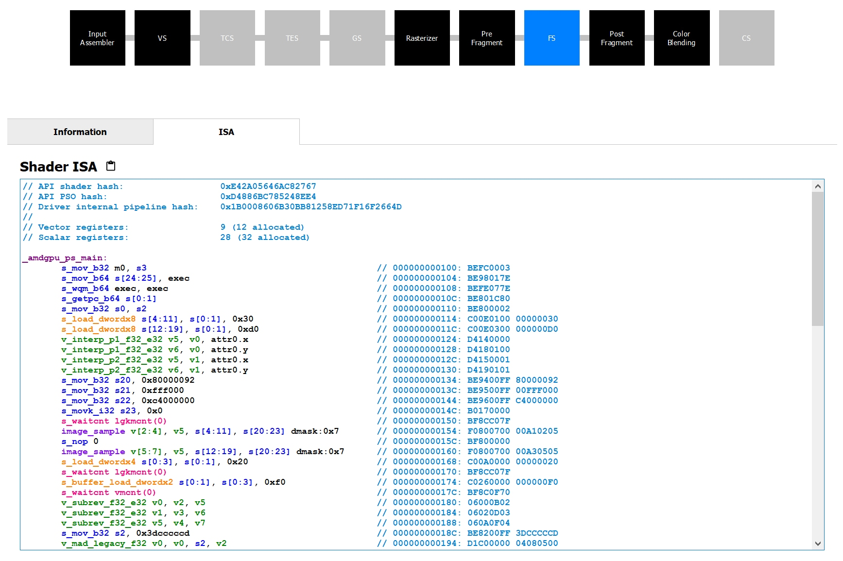 Radeon GPU Profiler 1 5 1 - GPUOpen