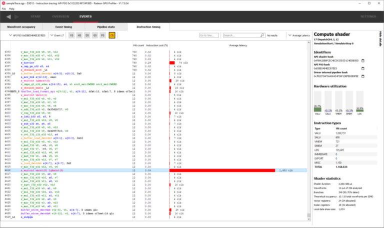 RGP screenshot