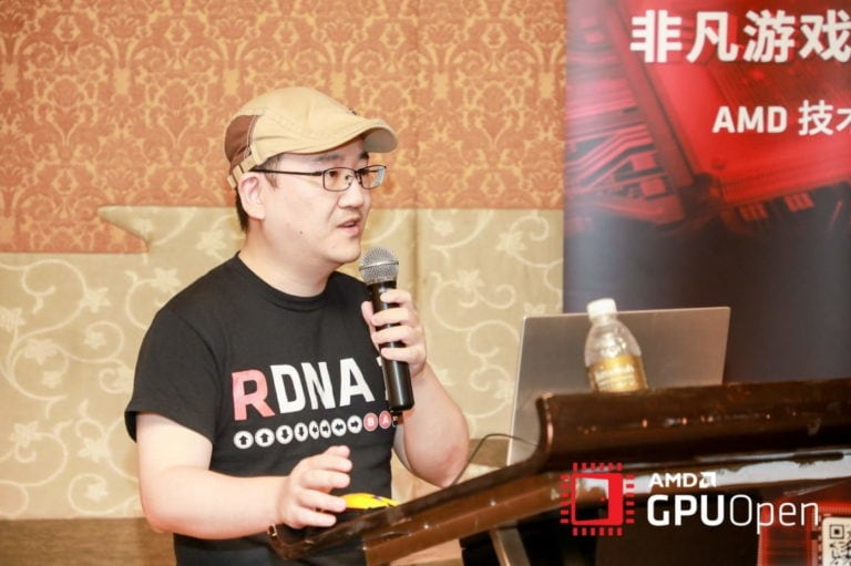 GPUOpen ChinaJoy 2021